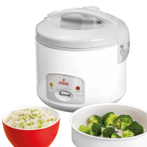 JUDGE ELECTRICALS FAMILY RICE COOKER 1.8L