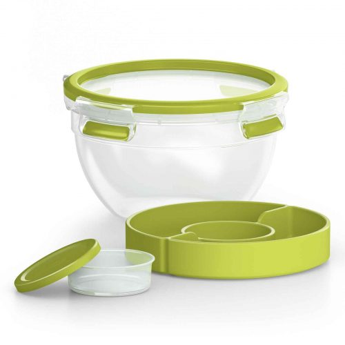TEFAL MASTERSEAL TO GO SALAD BOWL ROUND