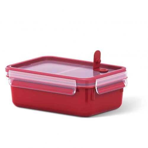 TEFAL MASTERSEAL MICRO 1L RECTANGLE WITH INSERTS