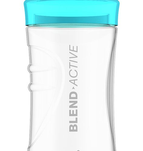 BREVILLE BLEND ACTIVE 300ML BLUE SPORTS BOTTLE