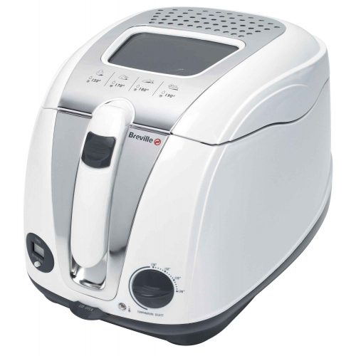 BREVILLE EASY CLEAN DIGITAL FRYER 1KG