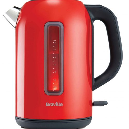 BREVILLE COLOUR COLLECTION 1.7L KETTLE RED