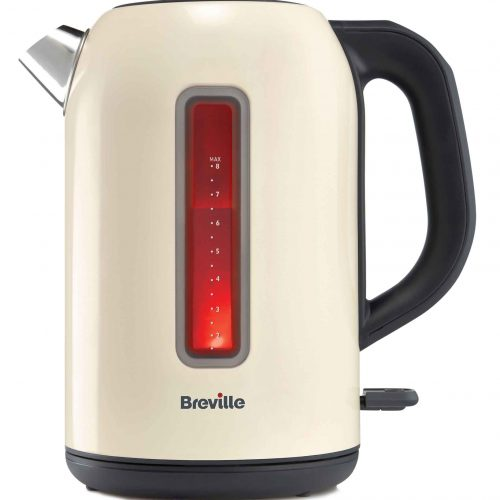 BREVILLE COLOUR COLLECTION 1.7L KETTLE CREAM