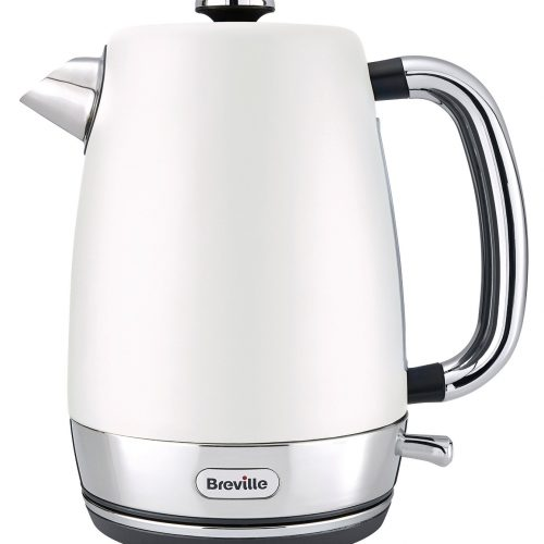 BREVILLE STRATA COLLECTION KETTLE WHITE