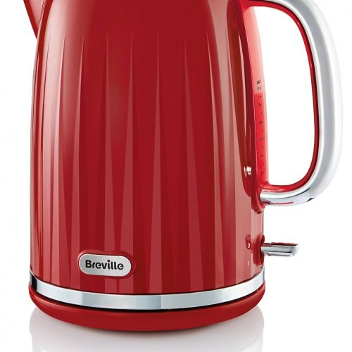 BREVILLE IMPRESSION COLLECTION KETTLE RED