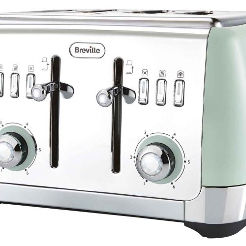 BREVILLE STRATA COLLECTION TOASTER GREEN